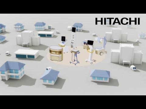Visions For Autonomous Mobility Medical Equipment Transport Vehicles - Hitachi