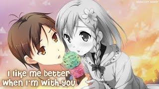 ✧Nightcore - I Like Me Better {Switching Vocals} (lyrics)