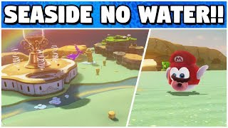 What If Seaside Kingdom HAD NO WATER?!?! | Super Mario Modyssey