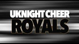 Uknight Cheer Royals 2020-21