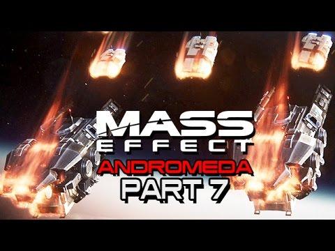 Mass Effect Andromeda Gameplay German #07 - Die erste Kolonie