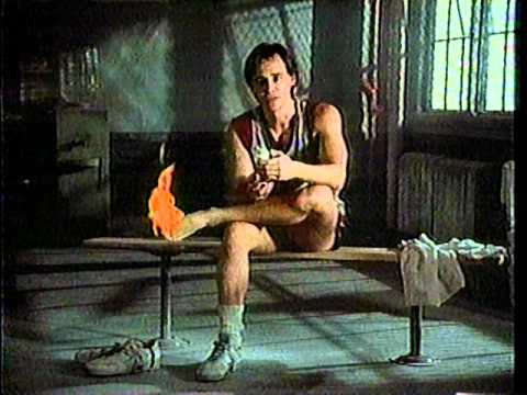 Tinactin Athlete's Foot Commercial (1989)