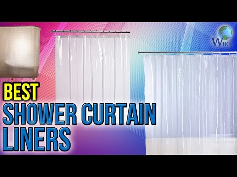 7 Best Shower Curtain Liners 2017
