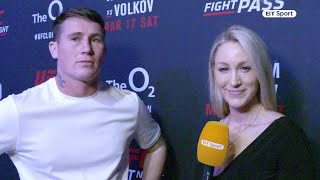 """""""I will be remembered in 200 years!"""" Darren Till ready to build legacy at UFC Liverpool"""