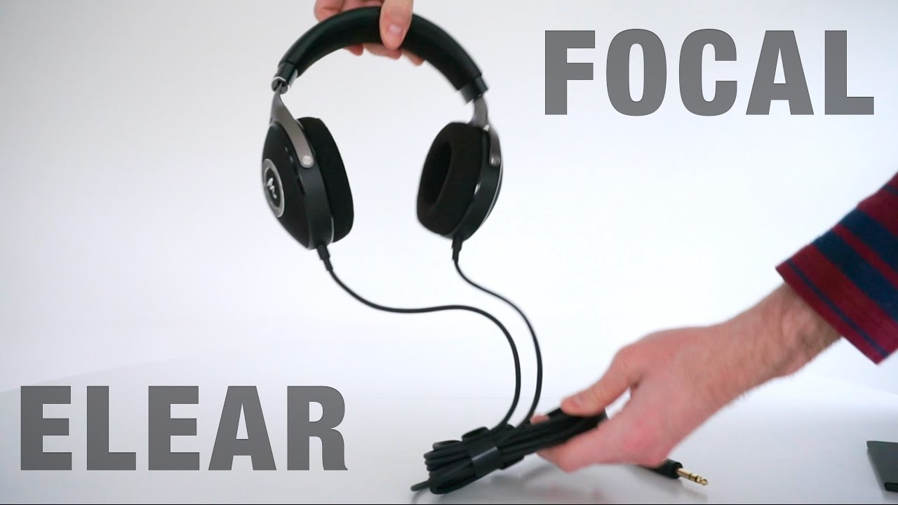 Focal Elear Déballage Du Casque High End Made In France Youtube