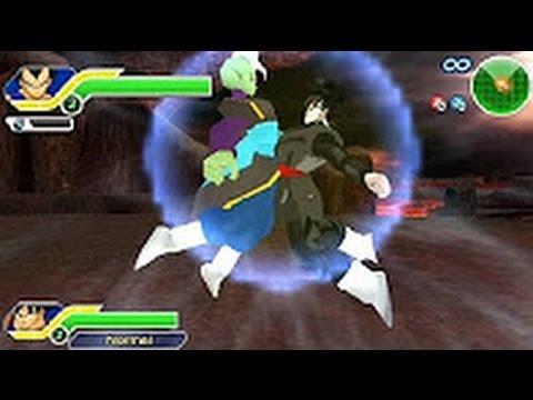 Dragon Ball Z Tenkaichi Tag Super ISO MOD Menu Cambiado + PPSSPP Modificado