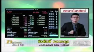 ธีรศักดิ์ ธนวรากุล 23-3-60 On Business Line & Life