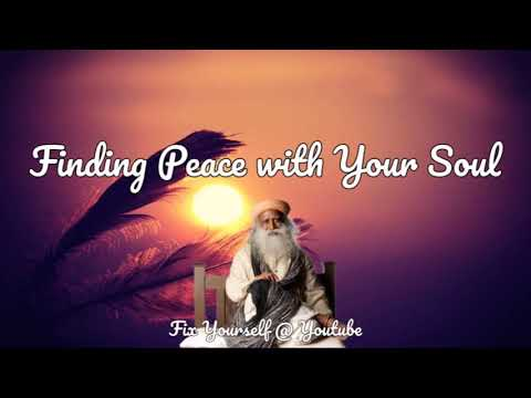 Sadhguru 2020  - Finding Peace With Your Soul
