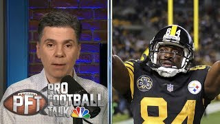 Steelers agree to seek trade for Antonio Brown | Pro Football Talk | NBC Sports
