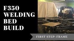 LET'S BUILD A WELDING BED | PART 1: FRAME