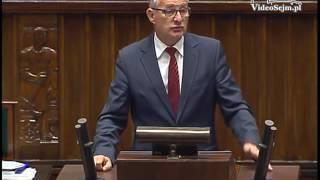Marek Rząsa - wystąpienie z 4 października 2016 r.
