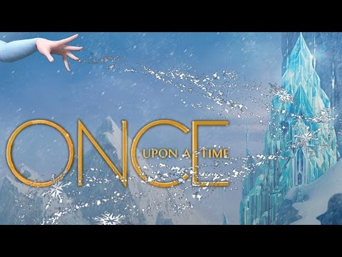 Once Upon A Time: Season 4 - Frozen - Elsa (DISNEY STYLE)