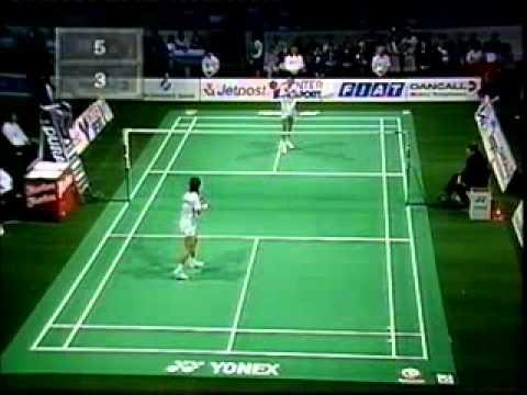 1991 Badminton World Championships Semis Classic Set 3 - Zhao Jian Hua  赵剑华 vs Ardy Wiranata