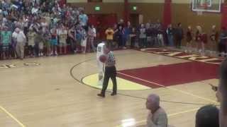 Cardinal Newman vs Casa Grande Jan 26 2015