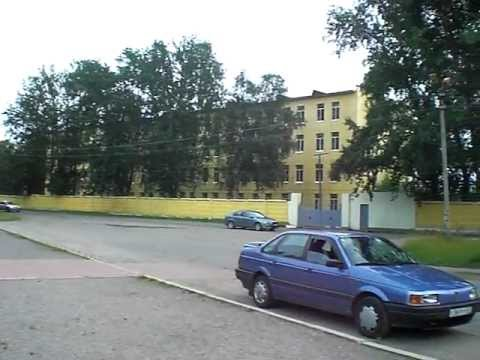 ЛВАТУ (LVATU). Поселок Лебяжье.