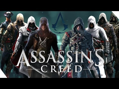 All Assassin's Creed Trailers (Español) (Includes Unity y Rogue) HD