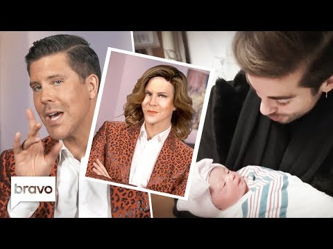 Luis Ortiz Meets His Baby & Fredrik Shows To A Drag Queen | Million Dollar Listing NY Highlight S8E9