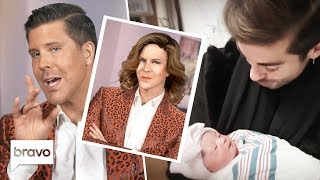 Luis Ortiz Meets His Baby & Fredrik Shows To A Drag Queen   Million Dollar Listing NY Highlight S8E9
