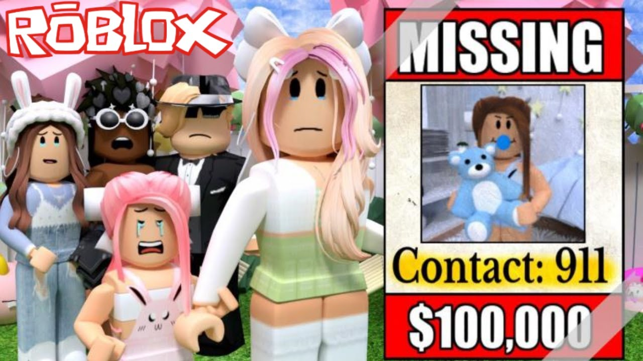 Download MY DAUGHTER IS MISSING!? *RUNNING AWAY* 😓 || Mason Manor S2 E4 || Roblox Bloxburg Roleplay