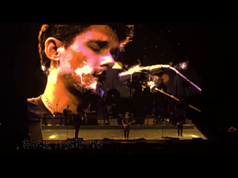 John Mayer - Slow Dancing in a Burning Room At Ericsson Globe Arena, Stockholm, May 7, 2017