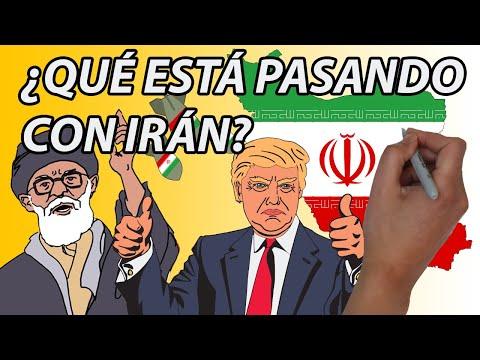 🔥La CRISIS De IRAN Y ESTADOS UNIDOS En 7 Minutos🔥