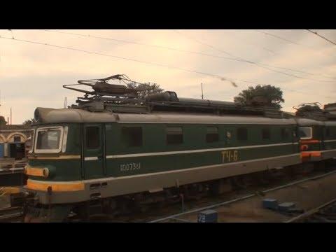 Trans-Siberian Railway Part 13 (Kamyshlov - Tyumen)