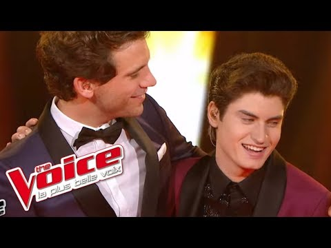 Elton John – Your Song   David Thibault & Mika   The Voice France 2015   Finale