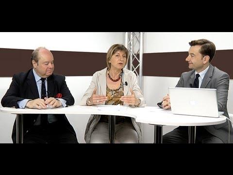 Quelles actions acheter en 2013 ? La réponse avec Marie-Jeanne Missoffe et Hubert Tassin !