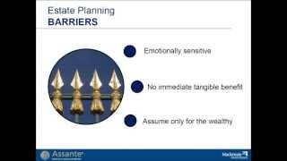 Tax & Estate Planning Seminar - April 11th, 2013