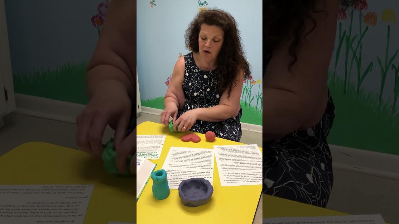 Lesson 4 19 20 Play-dough