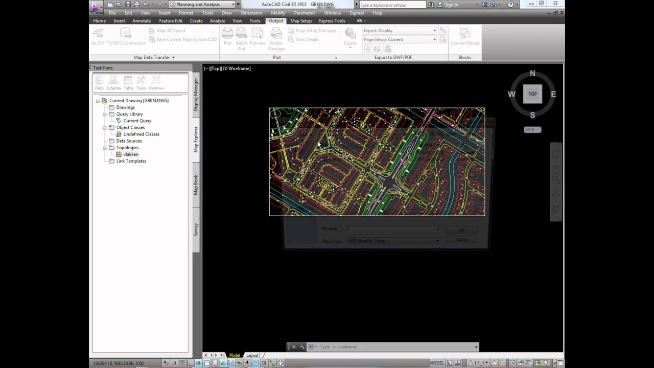 AutoCAD MAP 3D Civil 3D topology create   YouTube AutoCAD MAP 3D Civil 3D topology create