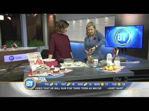 Baking with Anna Olson