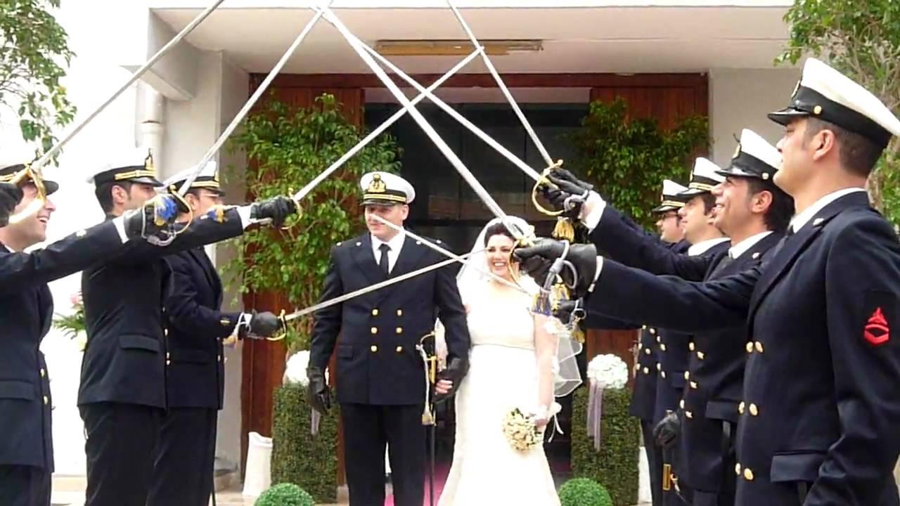 Matrimonio In Divisa Esercito : Picchetto d onore youtube