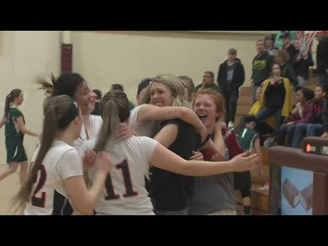 North Love Christian girls basketball are state champs