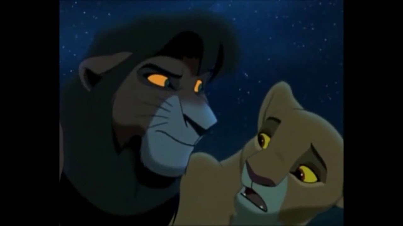 Lion King II - Upendi (English) - YouTube