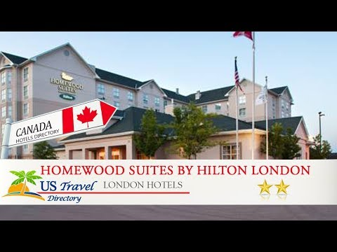 Homewood Suites By Hilton London Ontario - London Hotels, Canada