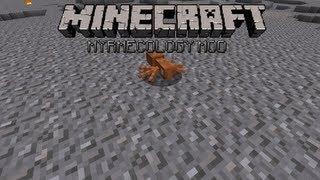 Minecraft Mod Showcase | Myrmecology Mod [1.6.2] | FLYING ANT HILLS OF DOOM!! (HD)