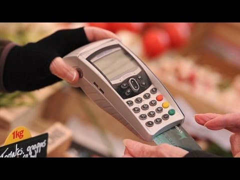 How hackers can steal your debit card info