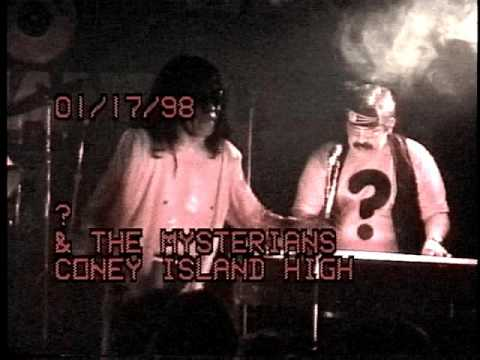 QUESTION MARK & THE MYSTERIANS. ROCK & ROLL HIGH SCHOOL #17