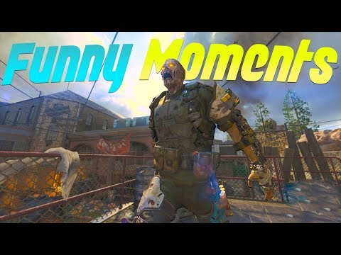 Just Avxry Moments - NoahJ456 Clutch, EE4C Clutch, RAGES - BLACK OPS 3 ZOMBIES FUNNY MOMENTS