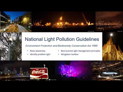 RTLOT National Light Pollution Guidelines for marine turtles, seabirds and  migratory shorebirds Dr K