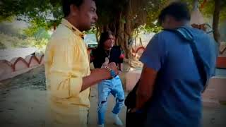 Vikram_thakor_-_making_video_-_usake_bina_nahi_jina_he my chanal subscribed