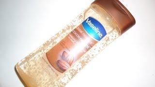 Vaseline Total Moisture Cocoa Radiant Vitalizing Body Gel Oil