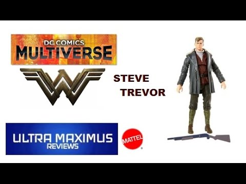 Steve Trevor DC Comics Multiverse Wonder Woman (2017)