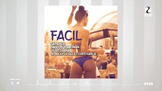 Sapienza, Dago & Funkyman Vs Dj Chama & Julio Cesar El Emperador - Facil (Official Teaser Video)