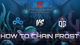 Dota 2 TI7 - How to Chain Frost