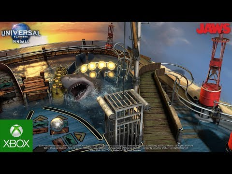 Jaws Pinball Trailer