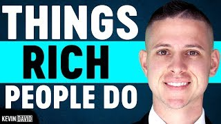 10 Things Rich People Know That the Poor Don't