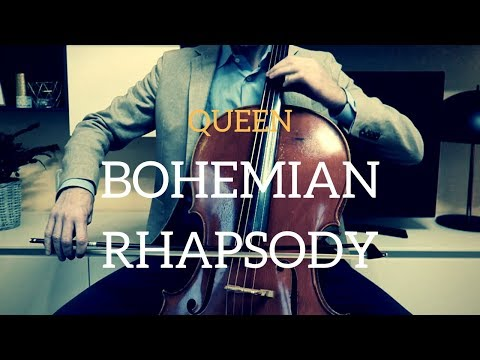 Queen - Bohemian Rhapsody for cello and piano (COVER)