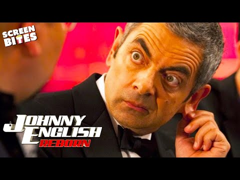 Johnny English: 'working with Rowan Atkinson' (ft. Rosamund Pike, Dominic West, Oliver Parker) Mp3